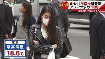 【画像】テレ朝の竹内由恵さんの食レポがやはりエロいwwwwwww