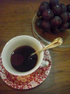 ワイン&ぶどう紅茶