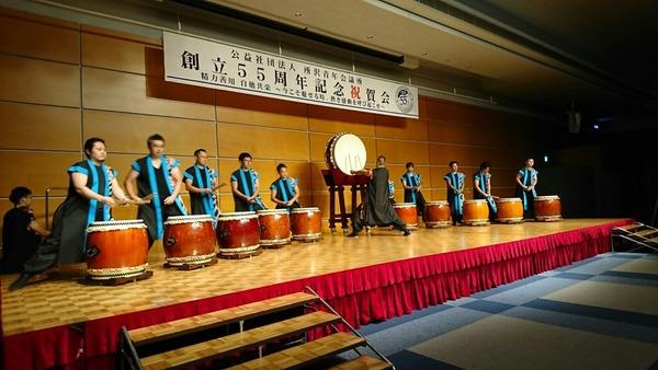 所沢青年会議所創立55周年記念式典・祝賀会2