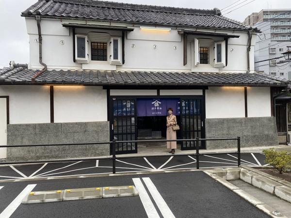 小林すみ子市議と旧町地域を訪問