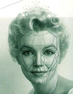1953-Marylin-Monroe-most-beautiful-face-golden-ratio