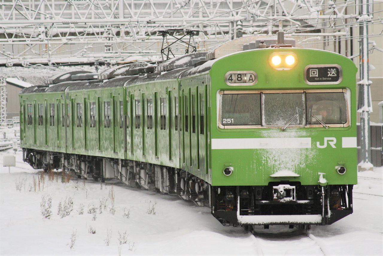 Jr 奈良 線