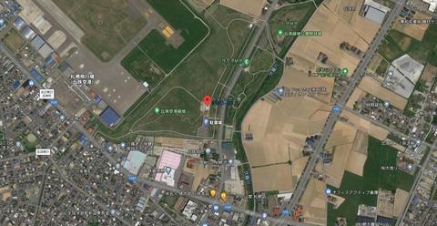 みなみかぜ公園-Google-マップ1