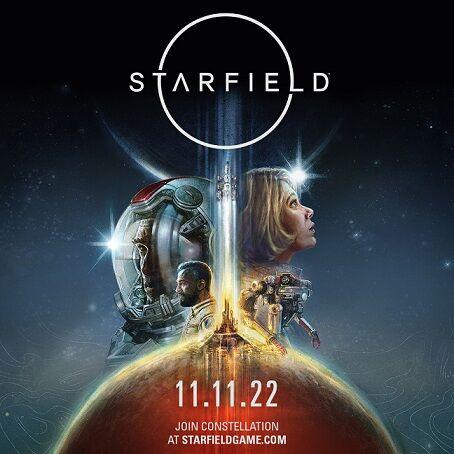 ベセスダ完全新作『Starfield』XboxPCで発売決定!