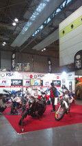 大阪モーターサイクルショー2014・・・・