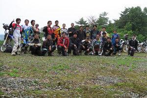 H27.6.13(土) 美山オフロードツーリング レポート(後半)