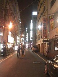 昭和の街へ・・・。