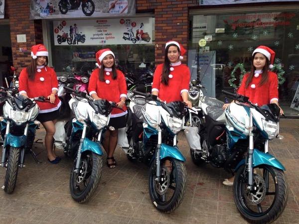 カンボジアクリスマス
