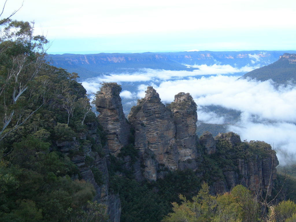 the greater blue mountains - photo#8