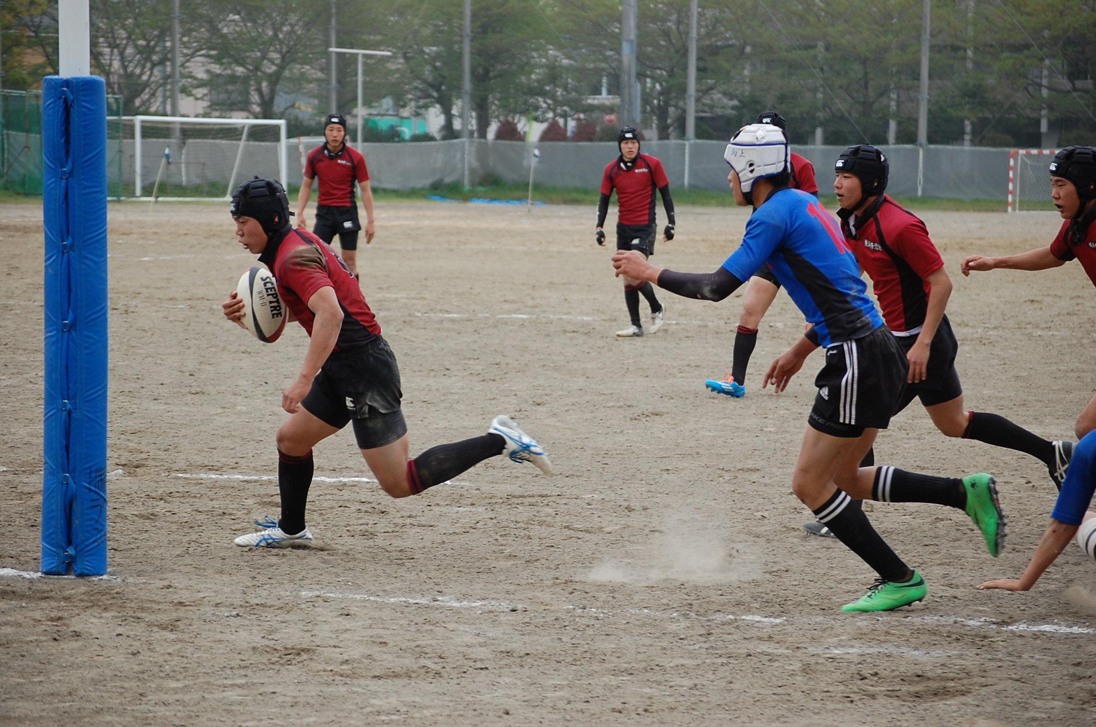 Rugby-try.jp|第13回全国高等学校選抜ラグビー …