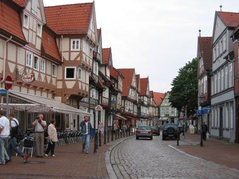 ドイツ風景