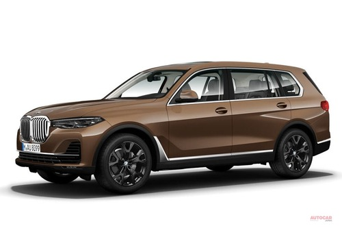 BMW、新型SUV「X7」発売! 1079万円~ 3列シート高級SUV