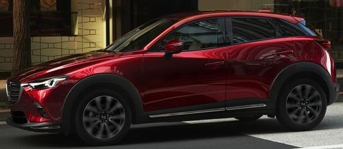 マツダ、新型CXを計画、小型クロスオーバーSUVを追加か