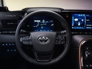 水素で走るトヨタMIRAIの第2世代が発表に 1回充填で連続800km