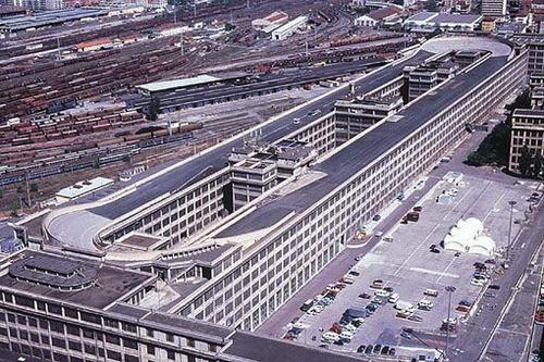 リンゴット工場