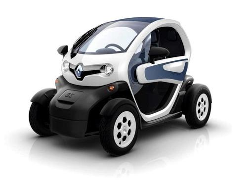 フランス版軽自動車「四輪原付」をご覧ください