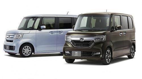 【国民車】「N-BOX」新車販売7か月連続で首位!