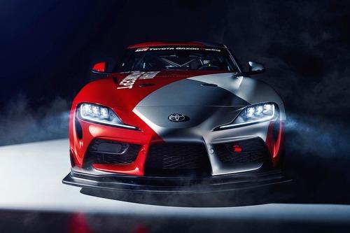 レース用モデル「GRスープラGT4コンセプト」登場!