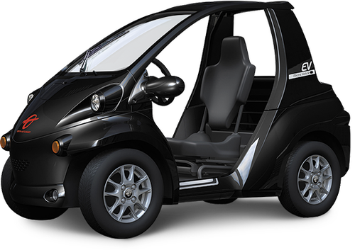 超小型EVに補助金 最大10万円