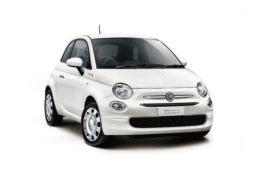 フィアット500にイタリアンカラーの限定車が登場!