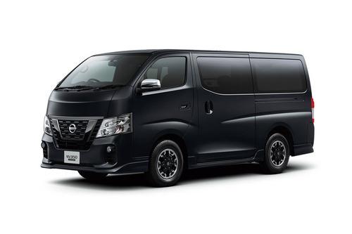日産が特別な「NV350キャラバン」を発売!
