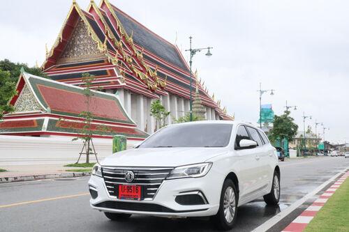 「日本車王国」タイに異変 電動化を機になだれ込む中国メーカー