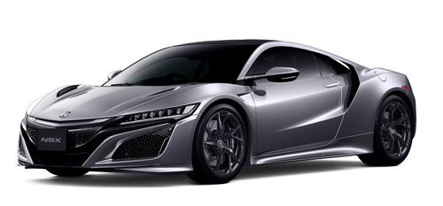 ホンダ「NSX」生産終了へ 最終仕様「Type S」発表