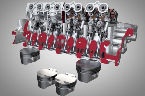 革新的エンジン技術「IVAシステム」 ディーゼルとガソリンのいいとこ取り