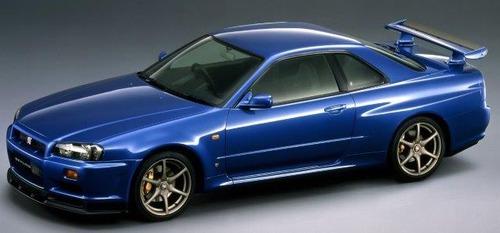 原型をとどめたR34 GT-Rが高騰。中古で2000万円超も