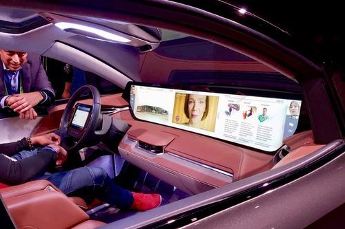 中国の電気自動車が凄い!49インチ巨大ディスプレイ搭載、航続距離約400キロでお値段450万円