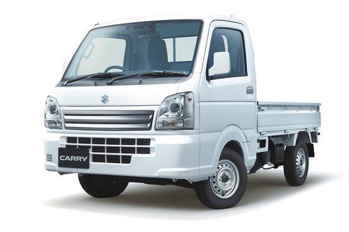 スズキ、軽トラ「キャリイ」一部改良! 60周年記念の特別仕様車設定