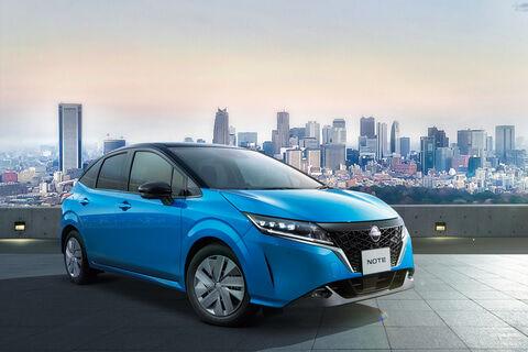 日産、新型「ノート」発表!燃費29.5km/L 202万円~ 全車e-POWER