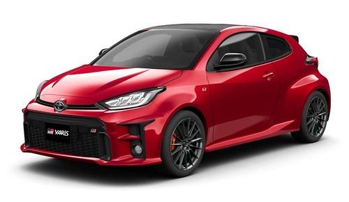 トヨタ、新型「GRヤリス」世界初公開!1.6L直3!272ps!37.7kgfm! お値段396万円~