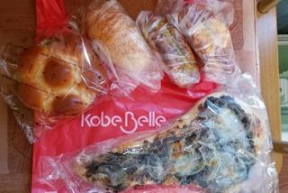 今朝もパン