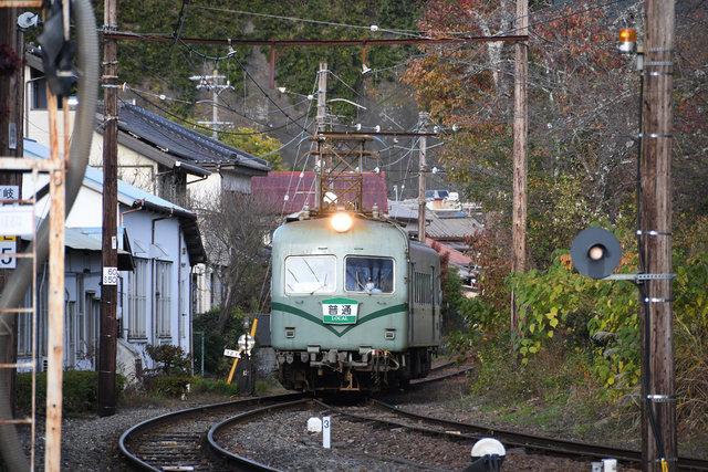 電車 大井川 (6)