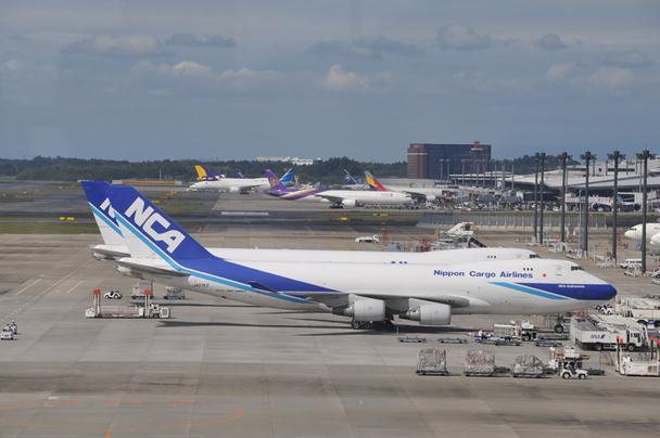 成田 飛行機写真 (5)