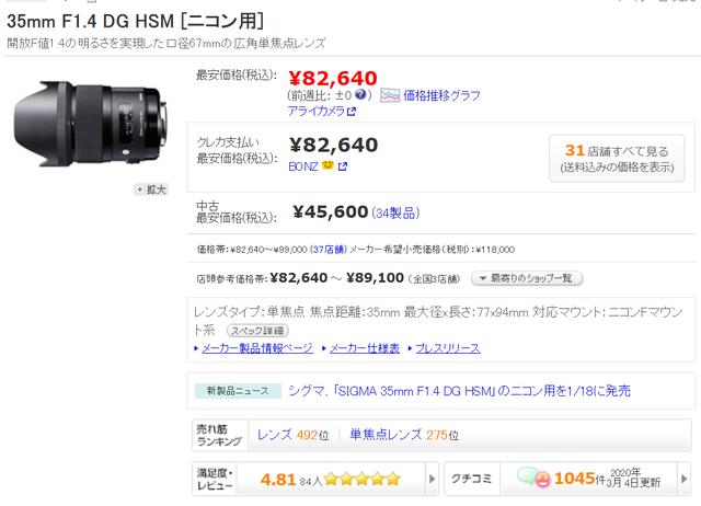 35mmF1.4