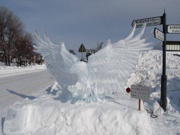 旭川 氷祭り2