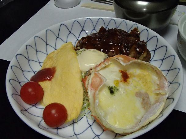 夕食 子供 (2)