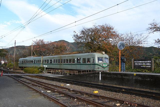 電車 大井川 (8)