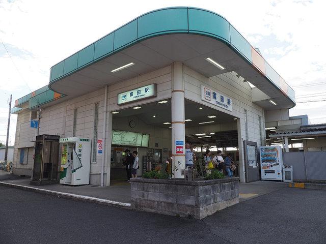 40 近鉄富田駅 (1)s