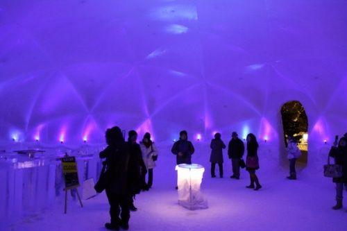旭川 氷祭り3