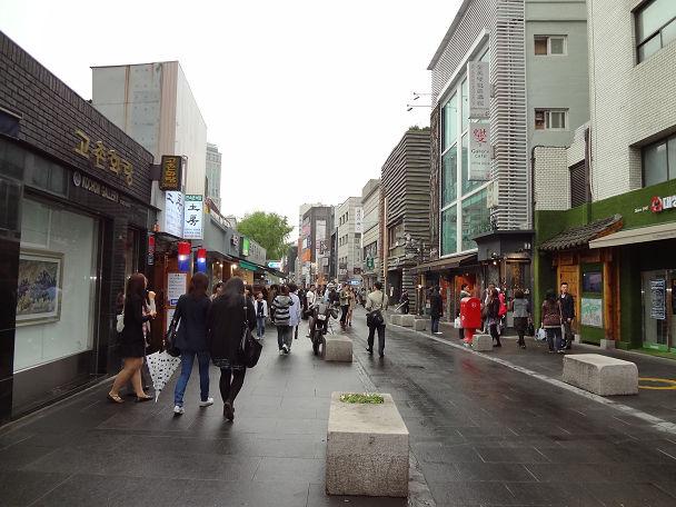9日本文化会館&仁寺洞 (4)