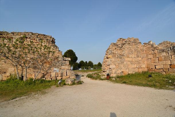45 ローマ遺跡