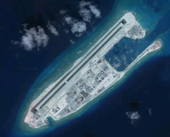 南沙諸島1