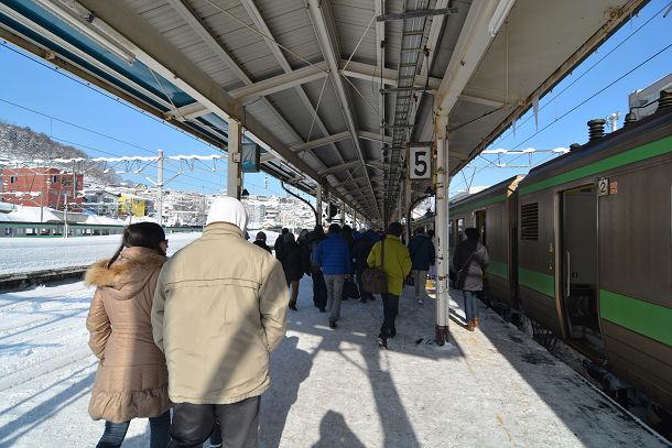 22小樽駅 (4)