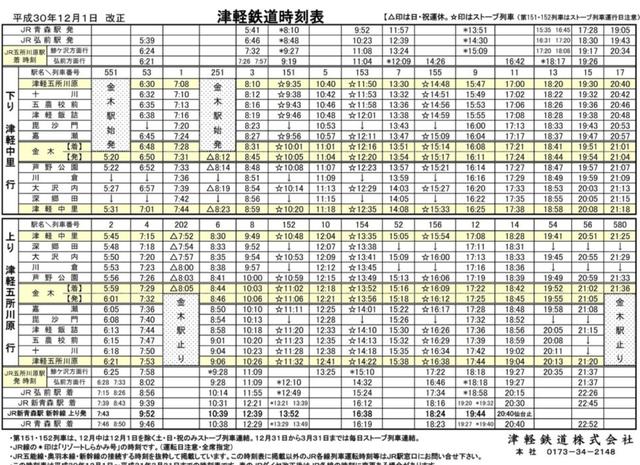 冬 津軽鉄道1