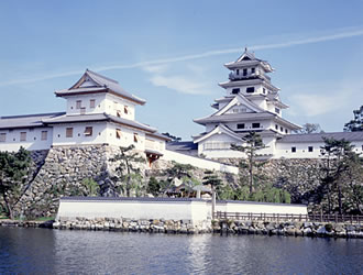 広島 今治城