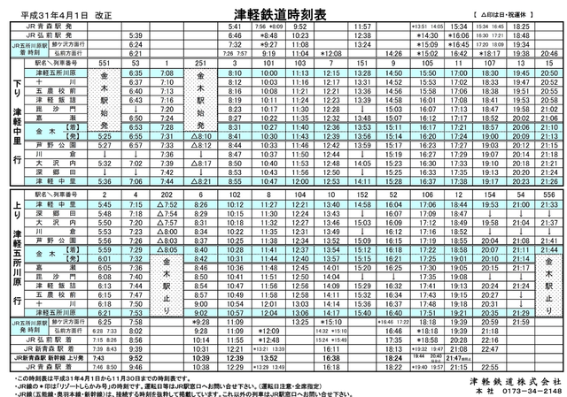 津軽鉄道2
