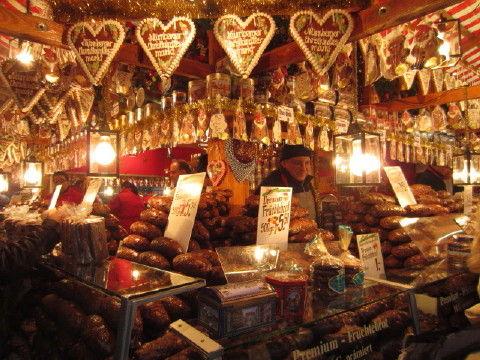 ニュルンベルク クリスマスマーケット1